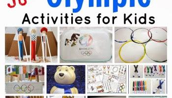 Winter Olympics Themed Books