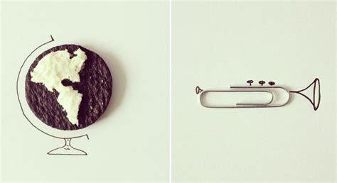 ecuadorian art director javier perez  created  clever
