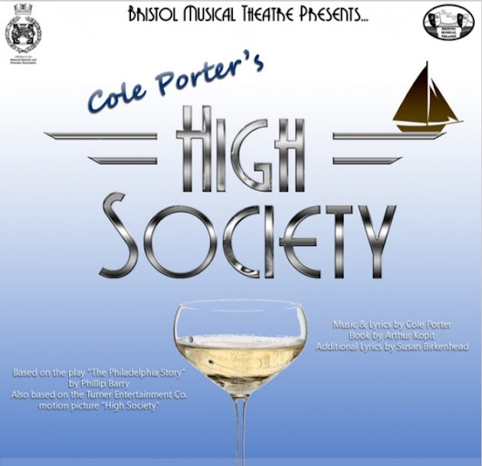 Bristol Musical Theatre presents 'High Society' from 2-5th May 2018 at The