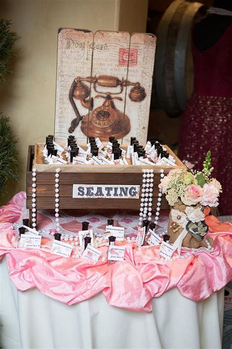 A Gatsby Bridal Shower   TrueBlu   Bridesmaid Resource for