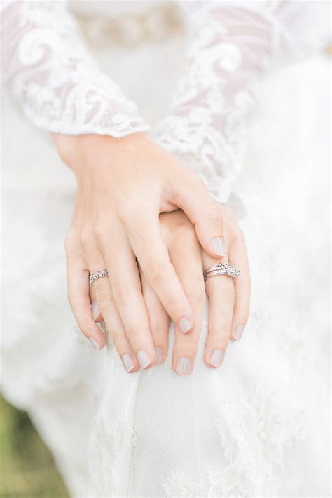 Beautiful & Elegant Wedding Rings From Emmy London At H