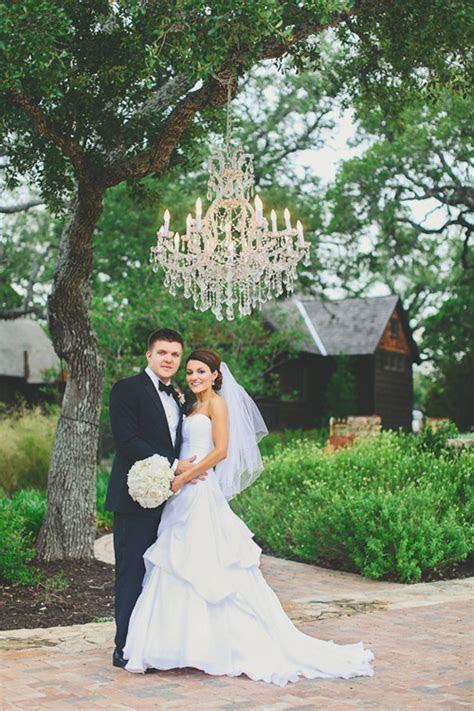 Elegant Summer Wedding Near Austin, Texas   Junebug Weddings