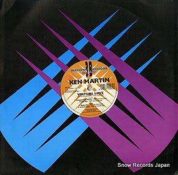MARTIN, KEN virtual love