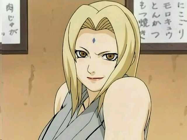 Absolute Anime • Naruto • Tsunade