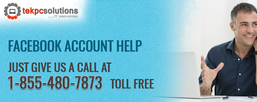 Facebook account recovery | 1-855-480-7873 (Toll Free) | Tech Support