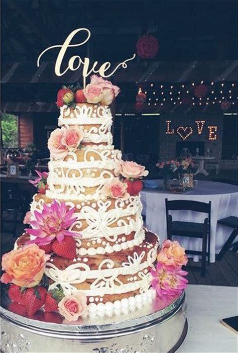 Rustic Wedding Cakes   2tarts Bakery