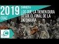 Los que la tienen dura desde el final de la dictadura (Chirigota). COAC 2019