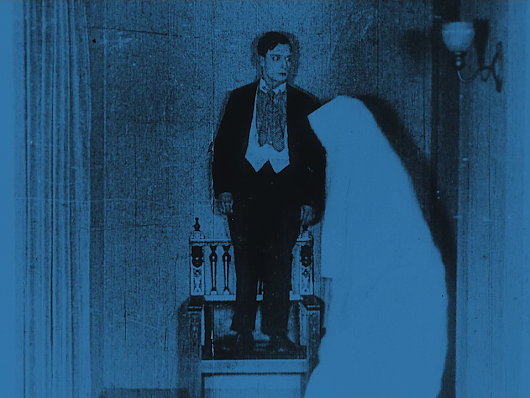 Buster Keaton #15: The Electric House (1922)