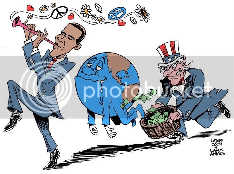 Obama Imperio