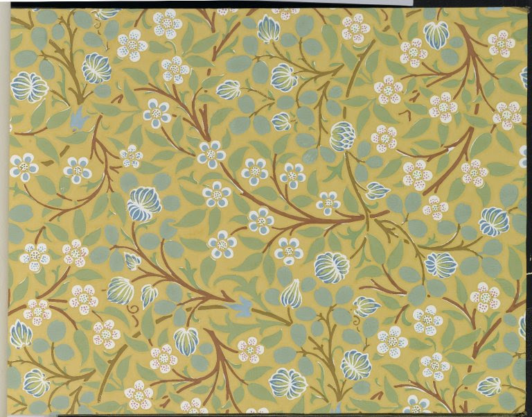 File:Brooklyn Museum  Wallpaper Sample Book 1  William Morris and Company  page048.jpg