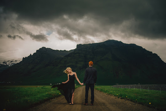 Breathtaking Wedding Photographs Make a Great Case for Eloping in Iceland