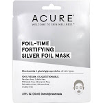 ACURE Foil Time Fortifying Silver Foil Facial Sheet Mask 1 Sheet(s)