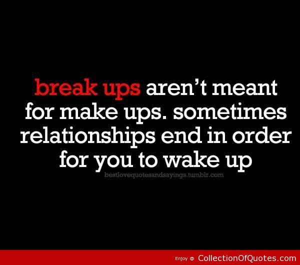 Relationship Break Up Quotes. QuotesGram