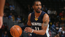 Grizzlies shelve Mike Conley with no timetable for return | NBA | Sporting News