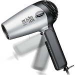 Andis RC-2 Fold-N-Go Ionic Hair Dryer - 1875W - Silver
