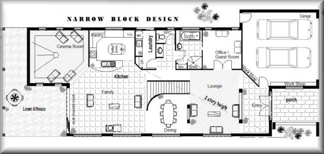 4 Bedroom Free Australian House Designs And Floor Plans House Storey