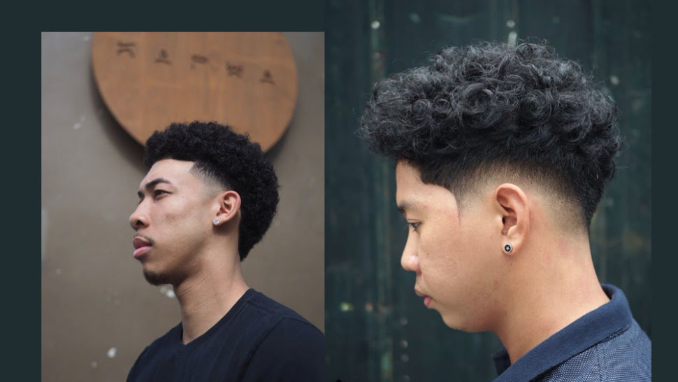 Cool Men S Haircuts For Wavy And Curly Hair