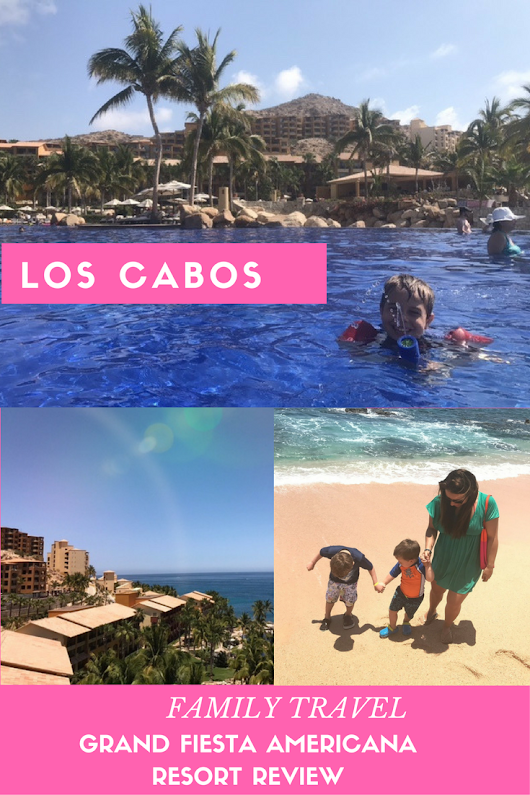 Grand Fiesta Americana Los Cabos Travel Review