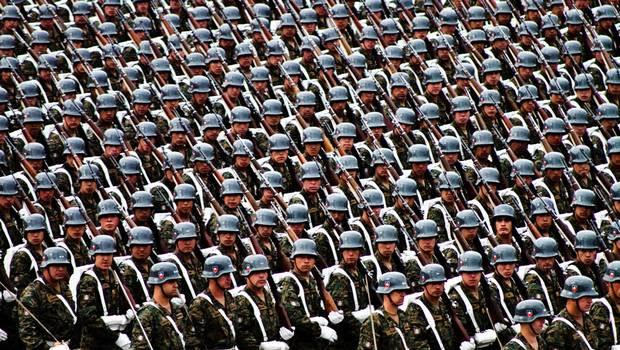 El callejón sin salida de nuestros valientes soldados