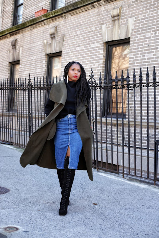 Bringing in Spring while it's still Winter – Fashion Steele NYC
