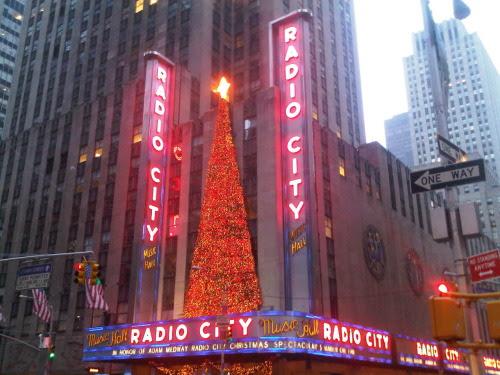 Radio City at Christmas