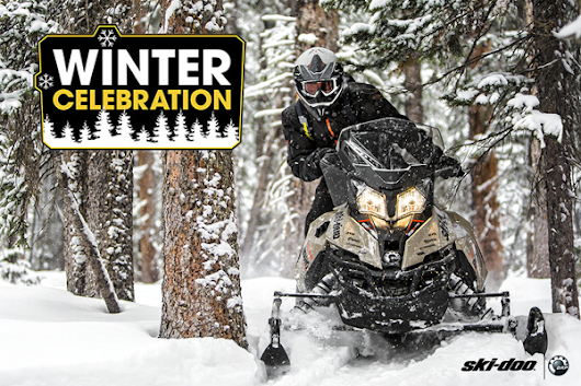 Save BIG on Ski-Doo Sleds! 2UNDR Underwear - great for Valentine's Day!