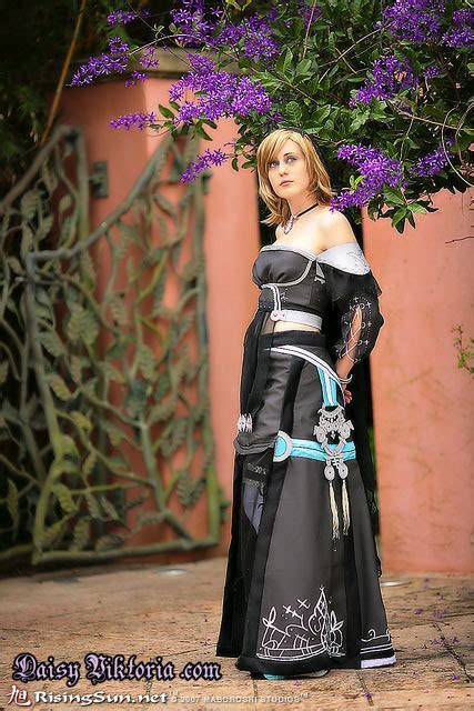 Ashe ? Mourning Dress ? Faerie Queen Costuming