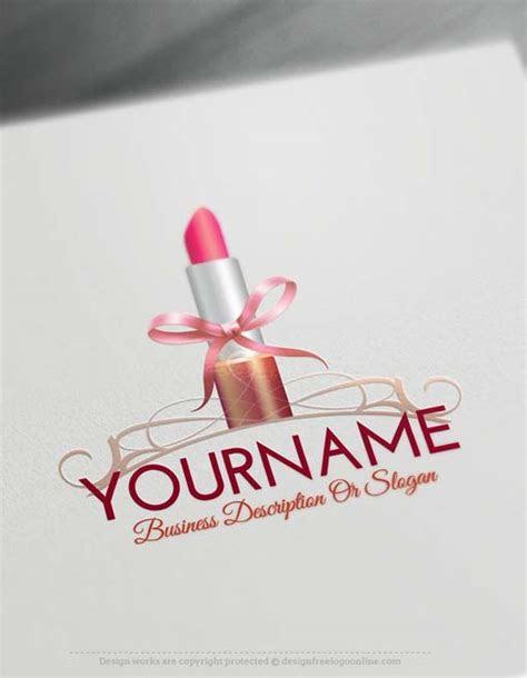create  impressive makeup artist logo