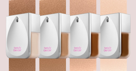 Beautyblender Is Launching Foundation, and We Tried It