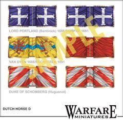 FC112 Dutch & Huguenot Cavalry in Ireland 1690 91   League