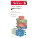 Sunbeam 3-Piece Vacuum Bag, Large