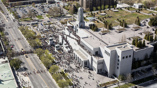 General Conference - Live Viewing Times and Options