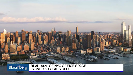 Related CEO on Hudson Yards, Commercial Real Estate