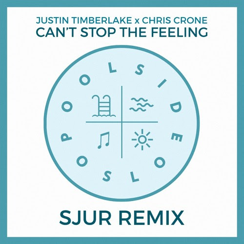 Justin Timberlake x Chris Crone - Can't Stop The Feeling (SJUR Remix) by Melodic Forest