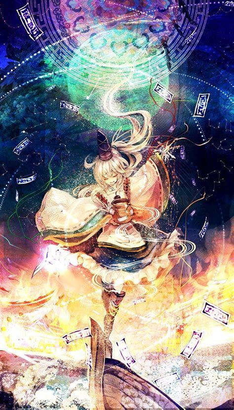 beautiful anime girl   lovely background anime
