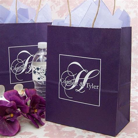 17 Best images about Wedding Gift Bags on Pinterest
