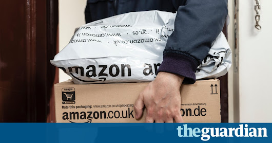 Online retailers pass the parcel as couriers fail to deliver the goods | Money | The Guardian