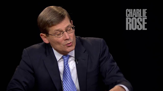 Kill Russians, kill Iranians, scare Assad! - Ex CIA deputy Mike Morell - Aug 8 - Charlie Rose - YouTube