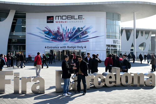 Fira Barcelona // Mobile World Congress 2013