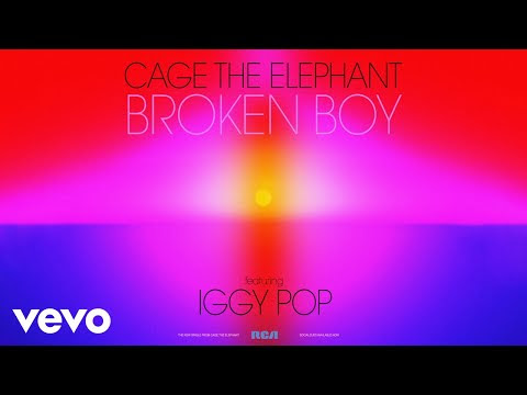 "Cage The Elephant - Share New Version Of ""Broken Boy"" Ft. Iggy Pop"