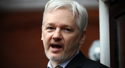 Why Is Trump Siding With Assange Over the CIA?
