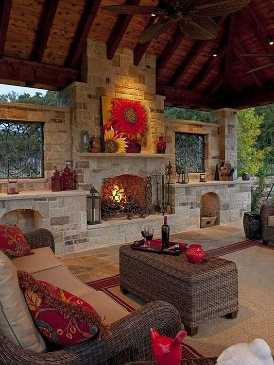 Fireplace designs 28