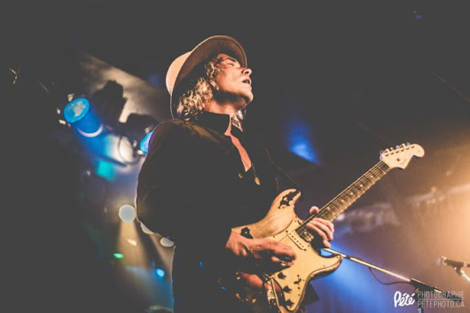 Interview with Philip Sayce: his music, albums and career. - Rock and Blues Muse