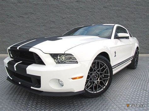 prodam ford mustang shelby gt coupe prodej ford mustang