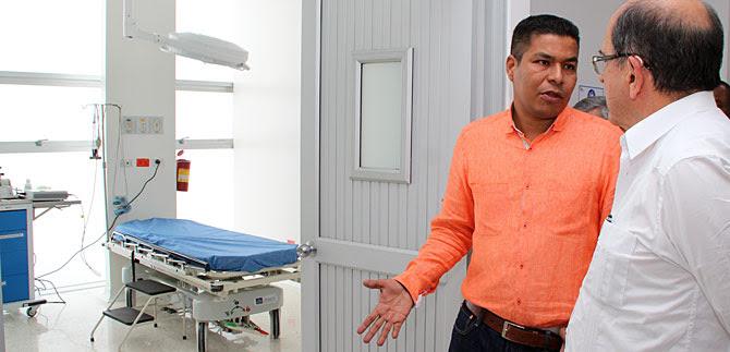 Administración abre en Siloé nuevo servicio de urgencias, este miércoles