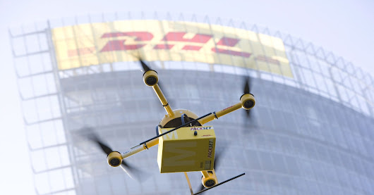 Drone deliveries? Not if it's windy…