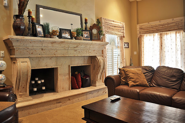 Home Remodeling in Phoenix - traditional - living room - phoenix ...