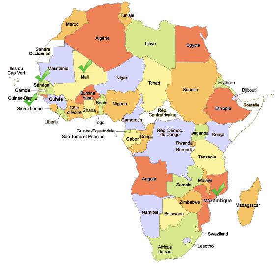 Ames Afrique Ames Afrique