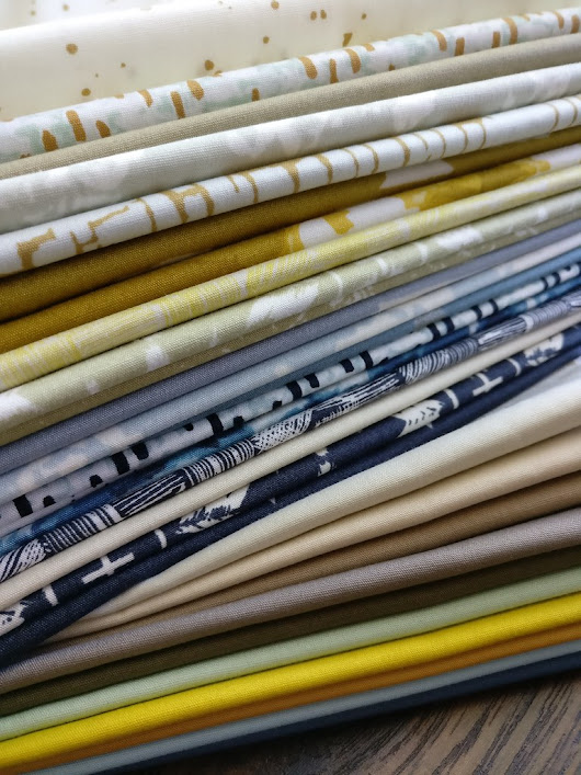 A Fabric GIVEAWAY : :