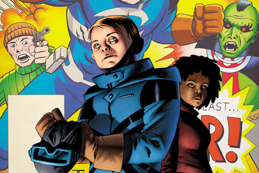 David Walker Pens First Comic Series Starring a Superhero with Down Syndrome